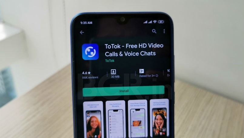 ToTok app reinstated by Google on the Play Store