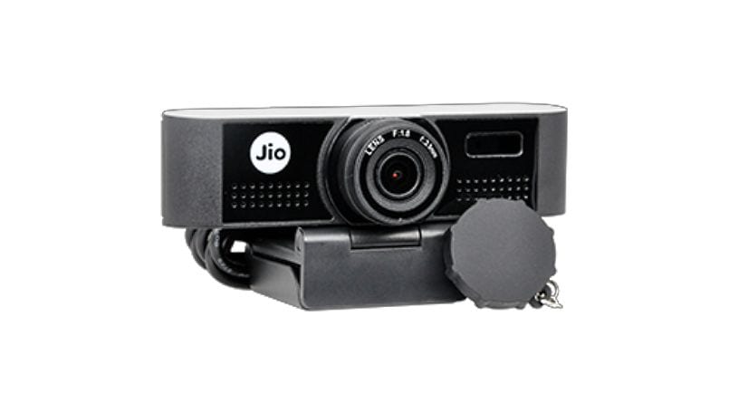 Reliance JioTVCamera accessory launched at Rs 2,999; enables full-screen video calls on TV