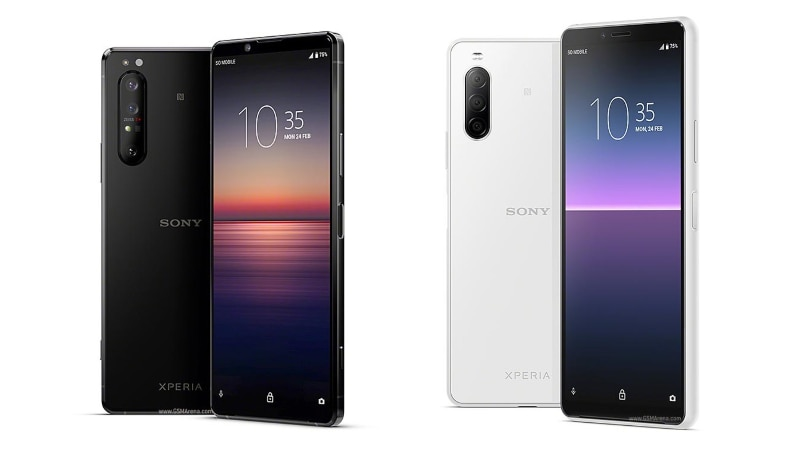 Sony Xperia 1 II, Xperia 10 II launched: Price, specifications, features