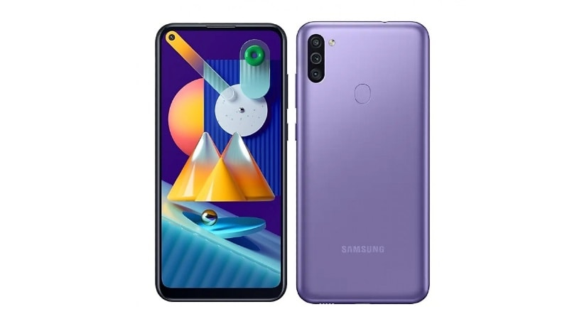 Samsung Galaxy M11 launched with 5,000 battery, triple rear cameras: Check full specifications