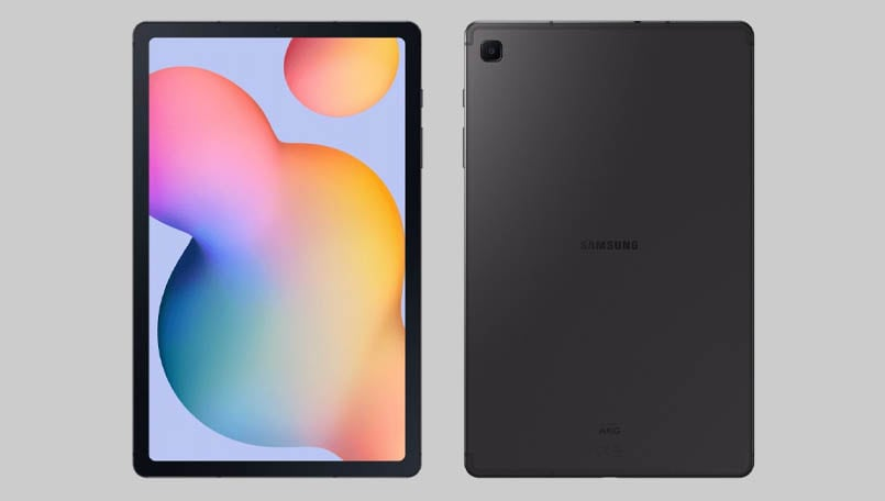 Samsung Galaxy Tab S6 Lite press renders and specifications leaked online