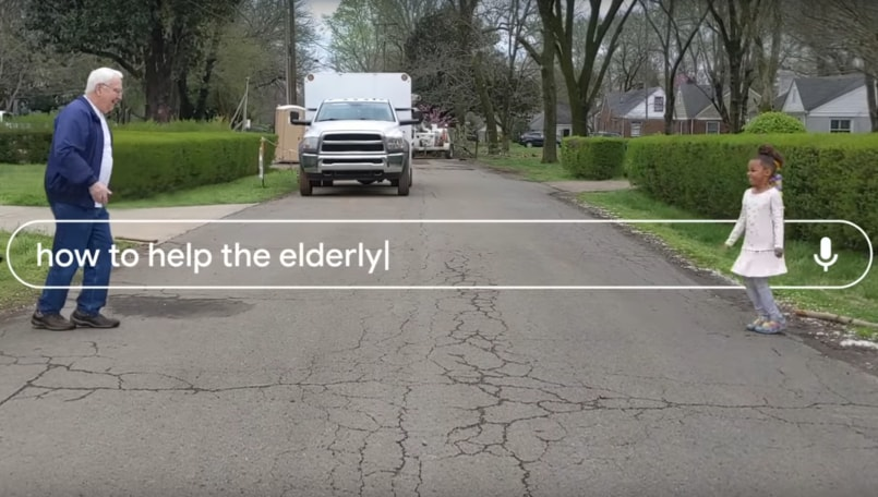 Google shares new video highlighting people helping each other during Coronavirus lockdown
