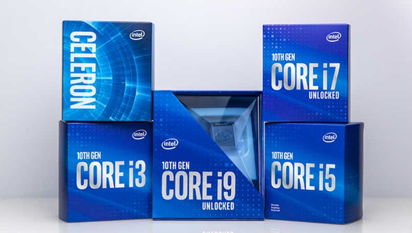 Intel announces 10th generation Desktop Comet Lake-S CPUs as the world's fastest gaming processor