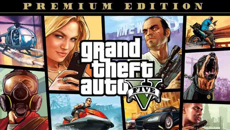 Gta 5 Is Free On Epic Games Store Now Bgr India
