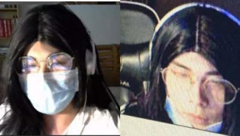 Man dresses up as a woman to participate in CS:GO tournament, gets caught