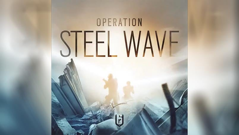 Ubisoft announces Operation Steel Wave for Rainbow Six Siege