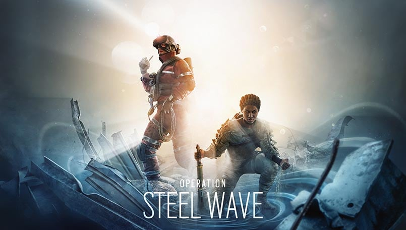 Rainbow Six Siege Operation Steel Wave with operators, gadgets and changes revealed