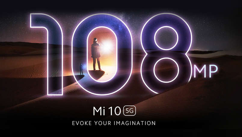 Xiaomi Mi 10 5G launch set for May 8: Snapdragon 865, 108MP camera and other features