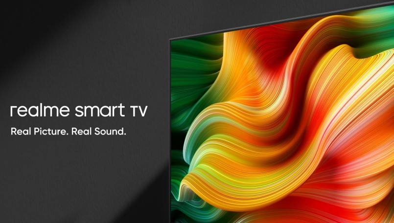 Realme Smart TV India launch on May 25, teaser page reveals key features