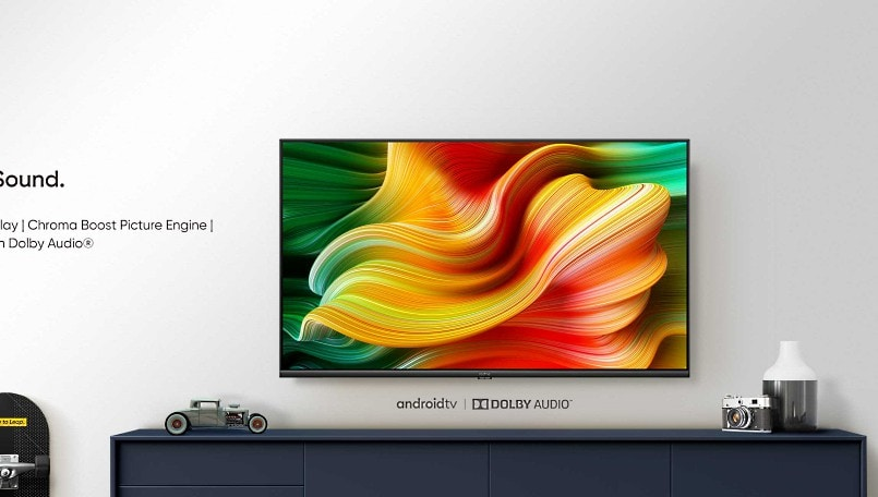 Realme plans 55-inch Realme TV after selling 15,000 units in less than 10 minutes during first sale
