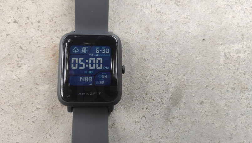 Huami Amazfit BIP S Review: Budget smartwatch that brings more substance than style