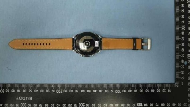 Samsung Galaxy Watch 3 live images spotted on NCC listing