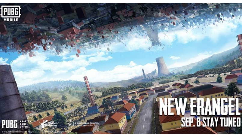 PUBG Mobile officially announces revamped Erangel coming with Update 1.0