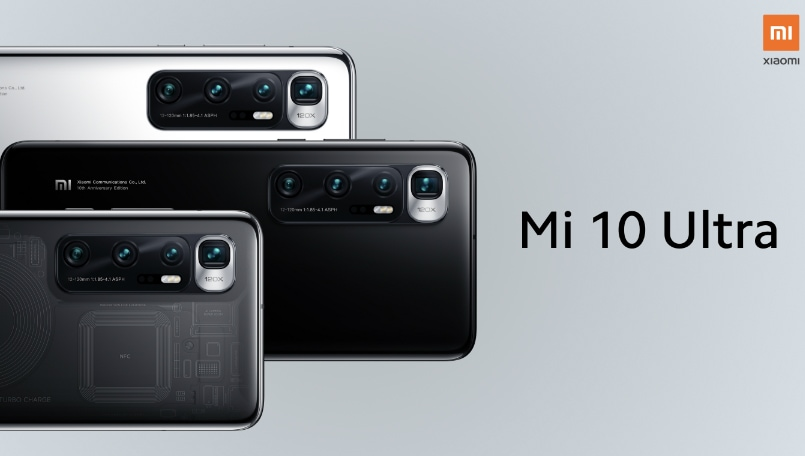 Xiaomi Mi 10 Ultra launched with 120x zoom, Snapdragon 865 and 120W fast charging