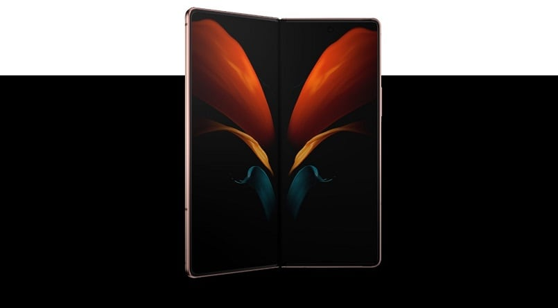 Samsung Galaxy Fold 2 5G comes up in a hands-on video, retains the display crease