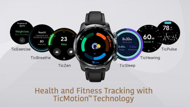 Mobvoi TicWatch Pro 3 GPS with Snapdragon Wear 4100 launched, price starts at USD 299