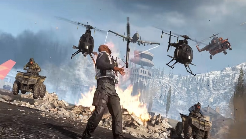 Call of Duty Warzone Mobile planned, could launch in the near future on Android and iOS