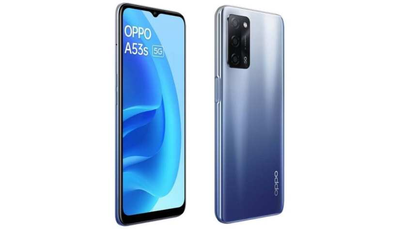 oppo a53s 5g phone