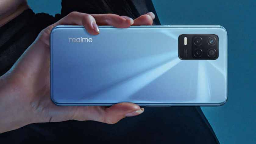 Realme 8 5G sale and offers