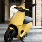 Ola electric scooter S1, S1 Pro colour models