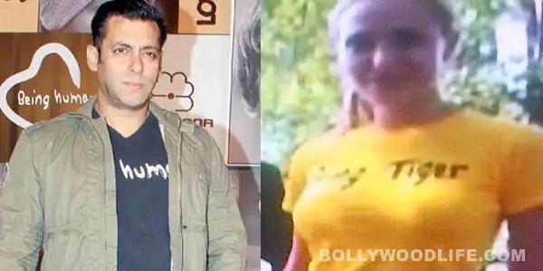Is Salman Khan dating a girl from Dubai?
