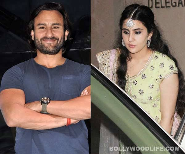 Saif Ali Khan says daughter Sara Khan needs to lose weight before entering Bollywood