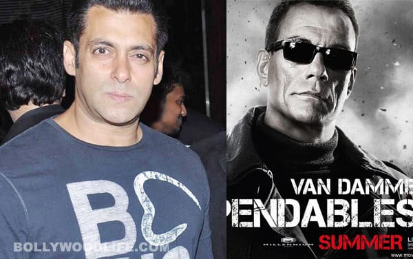 Jean-Claude Van Damme wants to act with Salman Khan