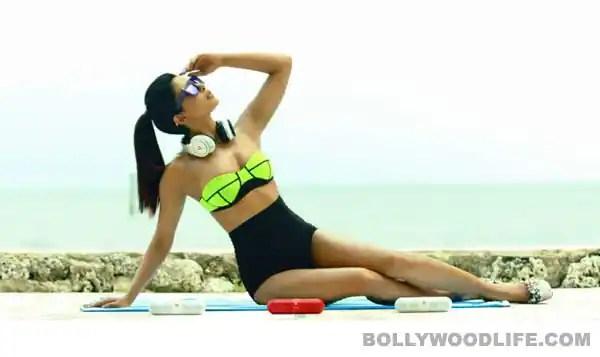 Priyanka Chopra Exotic video: Does the babe look smoking hot in shortshorts?