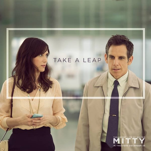 Ben Stiller in The Secret Life of Walter Mitty