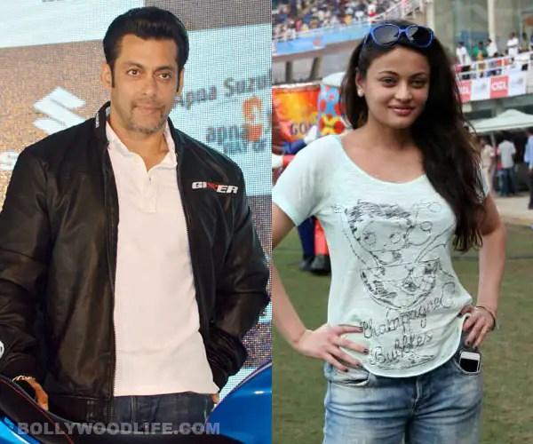 Why Does Salman Khan Want Sneha Ullal To Learn Belly Dance