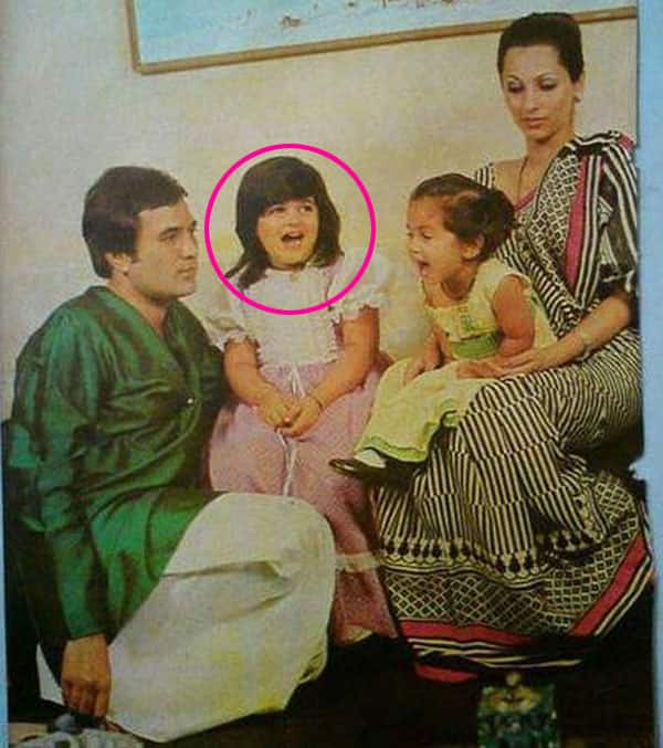 Image result for rajesh khanna childhood