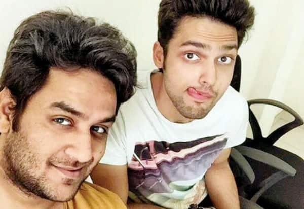 Image result for parth samthaan with vikas
