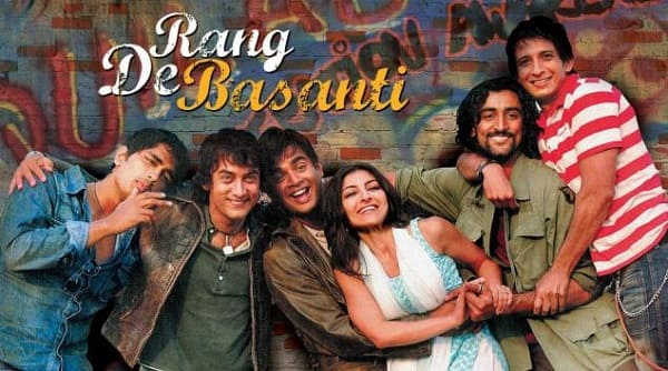 Image result for rang de basanti