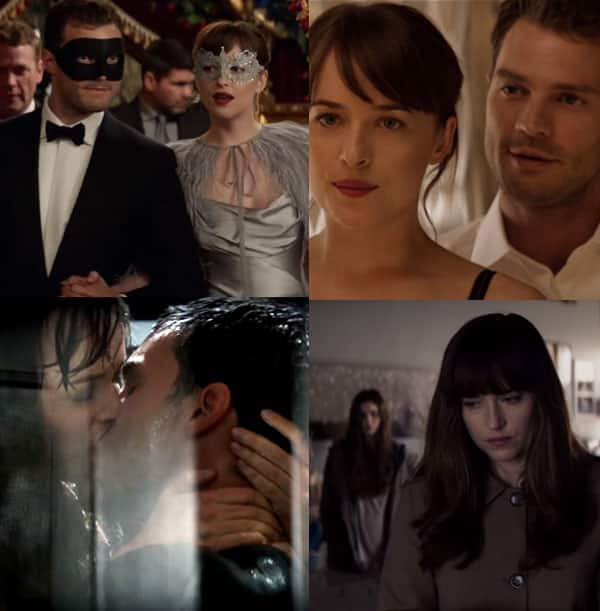 Fifty Shades Darker Trailer Jamie Dornan And Dakota
