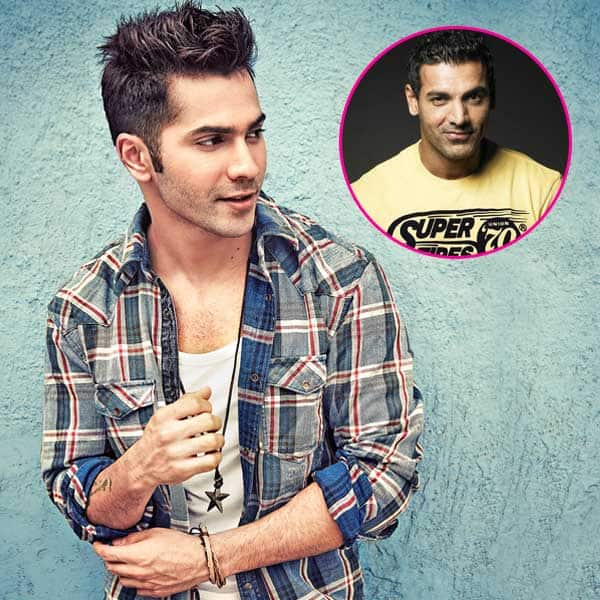 Varun Dhawan joins John Abraham in hailing the Indian army for their surgical strike on Pakistan!