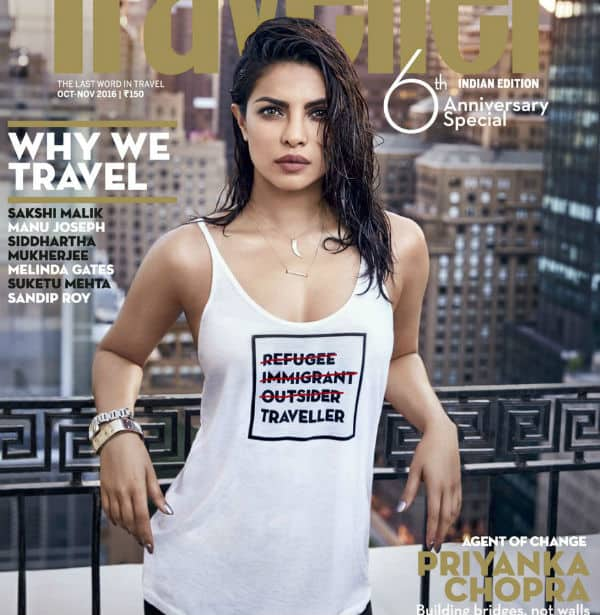 Priyanka Chopra Pisses Off Twitterati With Her Latest Mag Cover Shoot View Pic