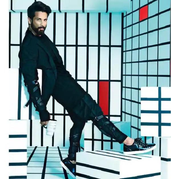 Shahid Kapoor GQ 2017 photoshoot 2
