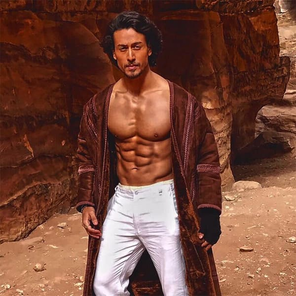 Tiger Shroff Image New Look