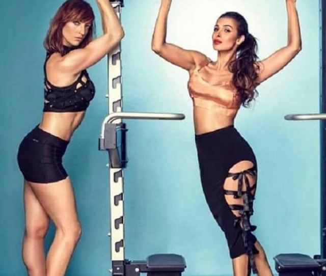 Jealous Of Malaika Aroras Hot Body Meet The Woman Responsible For It