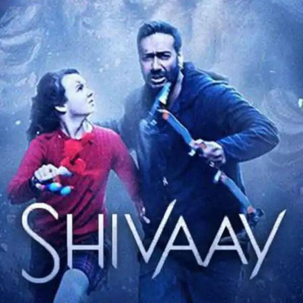 Ajay Devgn and Sayesha Saigal - Shivaay