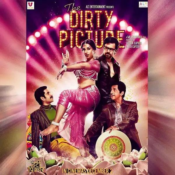 Naseeruddin Shah and Vidya Balan - Dirty Picture