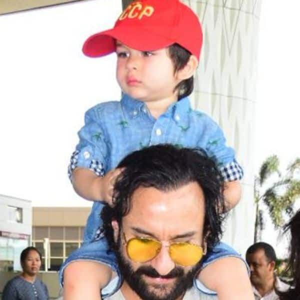 'I think Taimur will be an actor for sure,' says father Saif Ali Khan