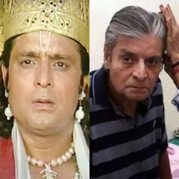 Mahabharat actor Satish Kaul passes away at 74 due to Covid-19
