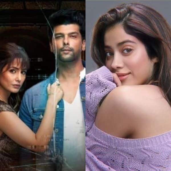 Hina Khan and Kushal Tandon's Unlock has a spooky connection with Janhvi Kapoor [Exclusive] 1