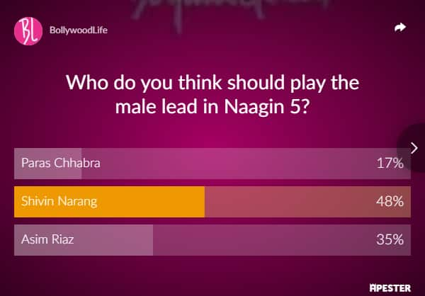 Not Paras Chhabra or Asim Riaz, fans want Shivin Narang to play the lead in Ekta Kapoor's show — view poll results 2