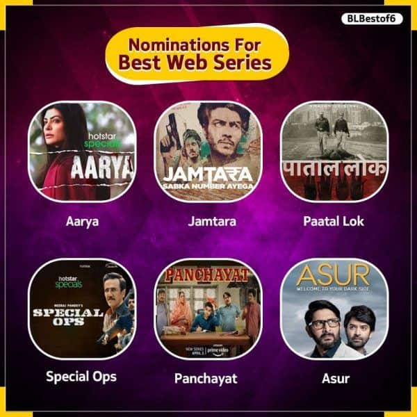 Aarya, Asur, Special Ops — vote for the Best Web Series of 2020 so far 8
