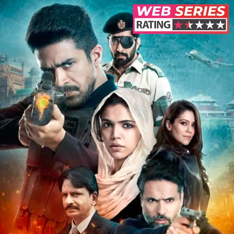 Saqib Saleem and Shriya Pilgaonkar play chor-police in the guise of wannabe secret agents