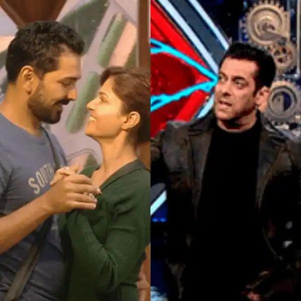 Is Abhinav Shukla making Rubina Dilaik look weak and bad on the show? Vote now