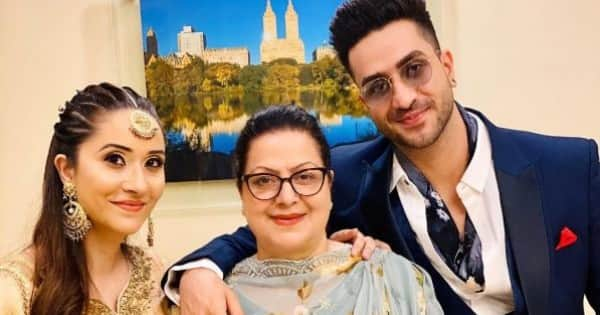 Aly Goni's sister Ilham reveals their mother's 'worried' reaction to the fight with Kavita Kaushik; says, 'He is short tempered'