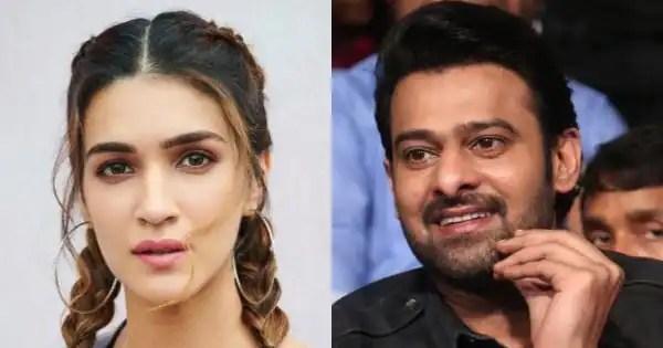Kriti Sanon to play Sita in the Prabhas and Saif Ali Khan starrer?